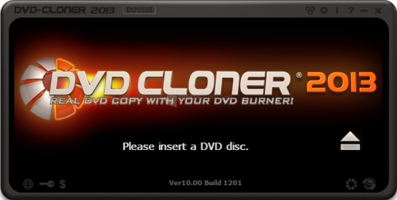 Pantallazo DVD Cloner