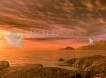 Pantallazo DVSea Sunset Screensaver