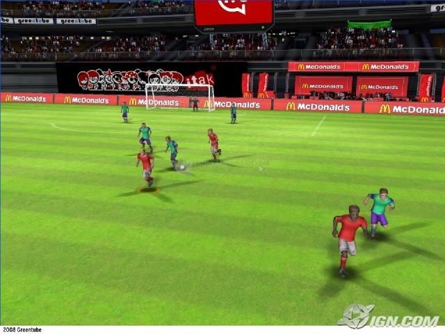 Pantallazo Football Challenge 08