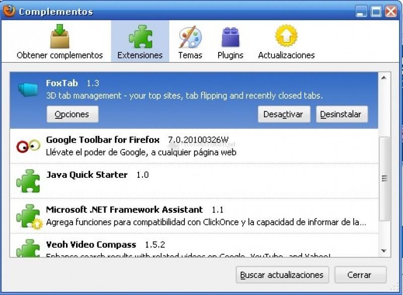 Foto Mozilla Firefox Portable Edition