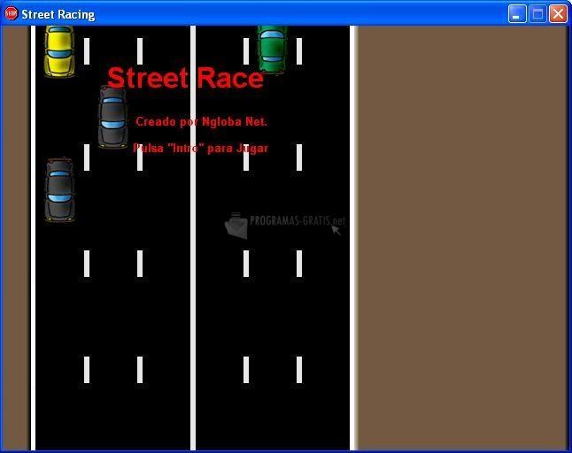 Pantallazo Street Race