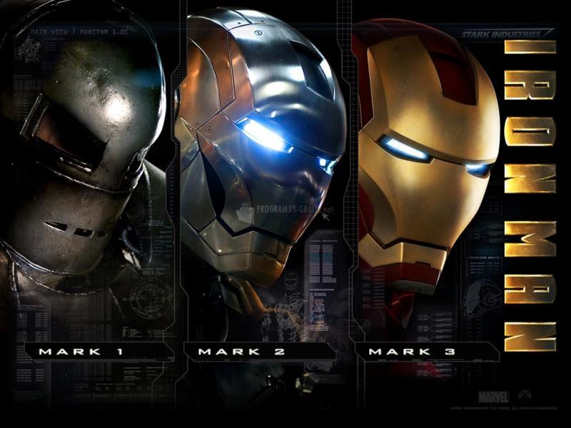 Pantallazo Iron Man – Desktop 6