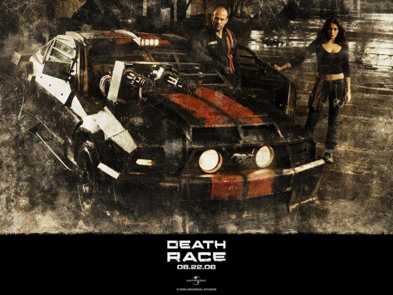 Pantallazo Death Race Wallpaper3