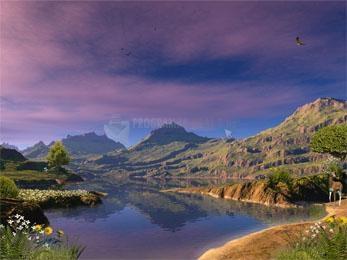 Pantallazo The Great Lake Screensaver