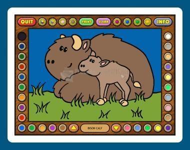 Pantallazo Coloring Book 10: Baby Animals