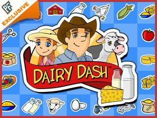 Pantallazo Dairy Dash (English)