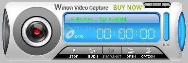 Pantallazo WinAVI Video Capture