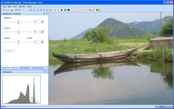 Screenshot Photo Manager 2008 Standard