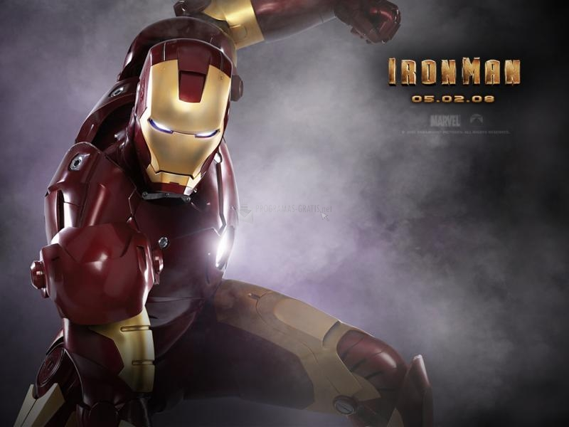Pantallazo Iron Man Desktop 3