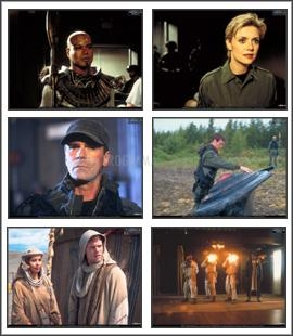 Pantallazo Stargate Screensaver