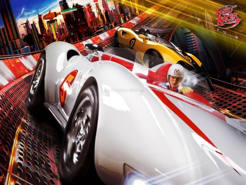 Pantallazo Speed Racer – The Movie Wallpaper