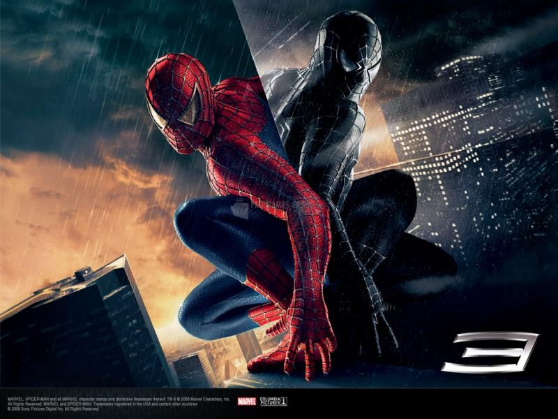 Pantallazo Spiderman 3 - Wallpaper 4