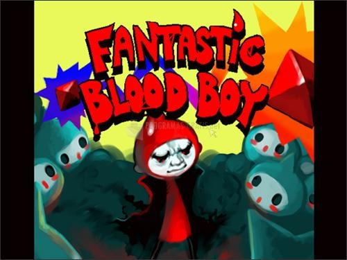 Pantallazo Fantastic Blood Boy