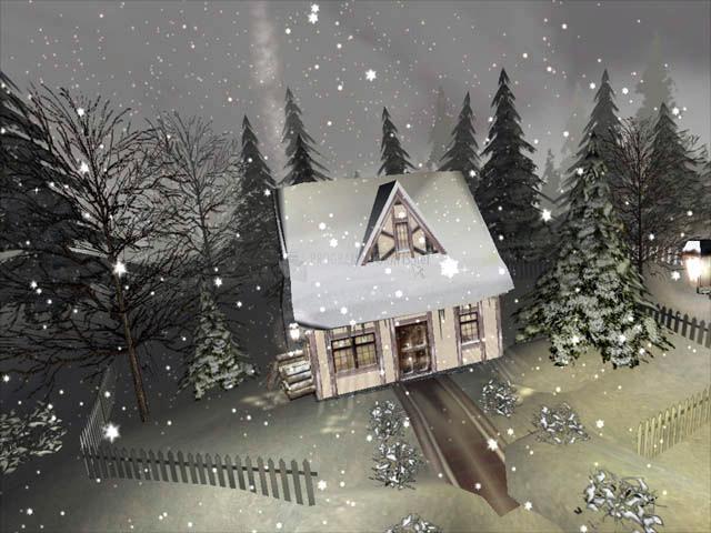 Pantallazo Winter 3D Screensaver