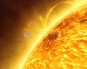 Pantallazo MAD Sun Screensaver