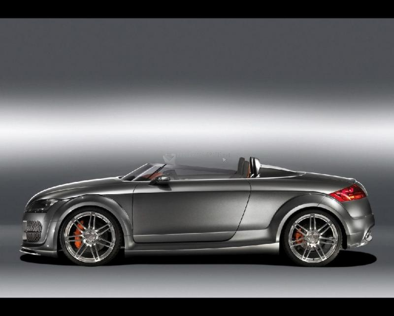 Pantallazo Audi TT Clubsport Screensaver