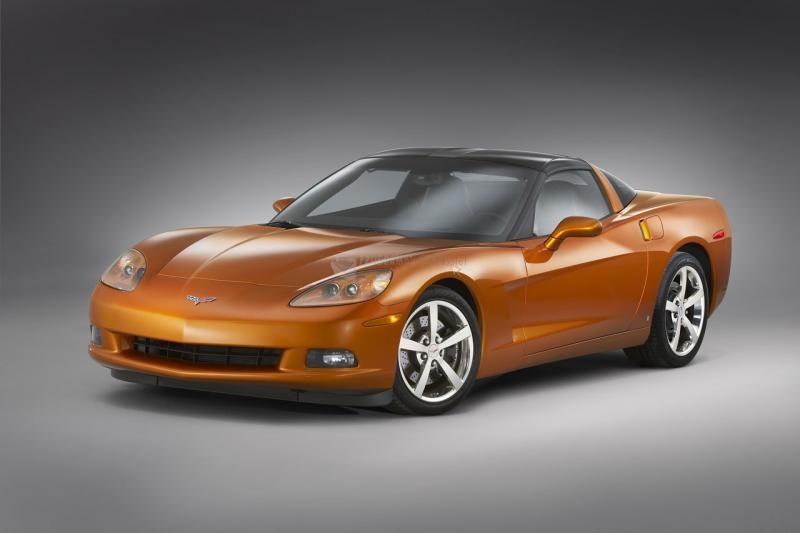 Pantallazo Chevrolet Corvette Screensaver