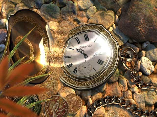 Pantallazo The Lost Watch 3D