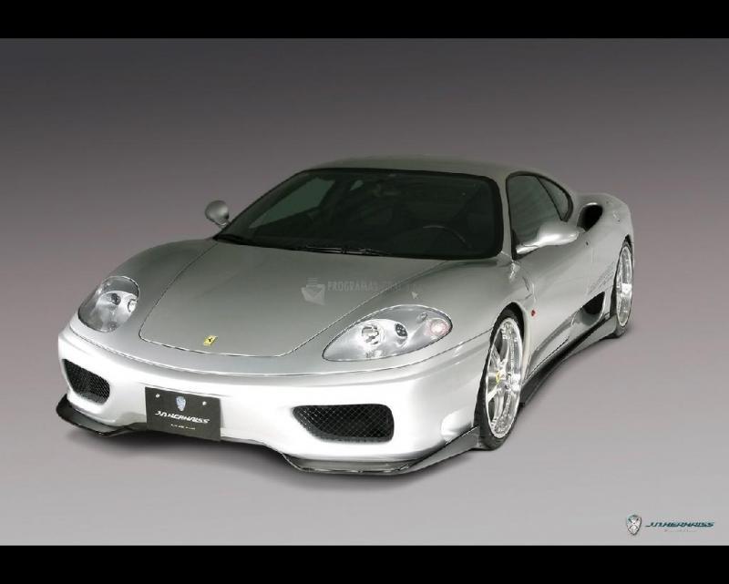 Pantallazo Ferrari 360 Modena Screensaver