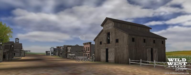 Pantallazo Wild West Gunfighter