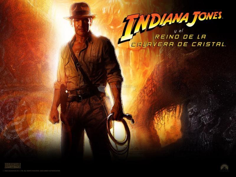 Pantallazo Indiana Jones - Wallpaper 13
