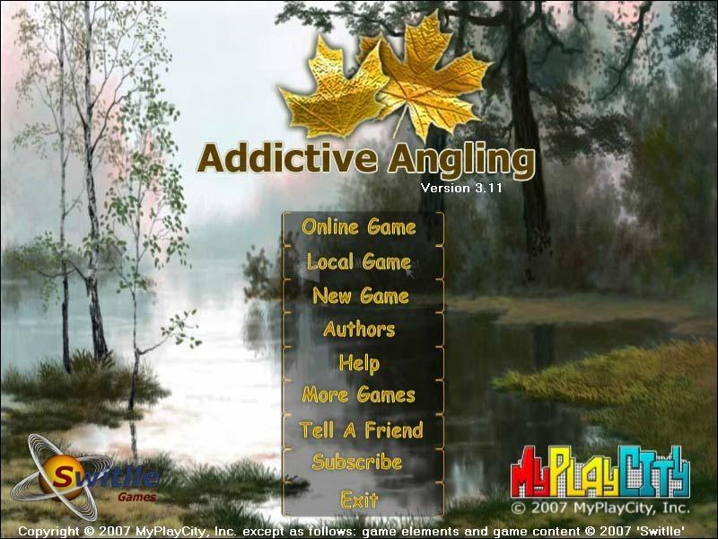 Pantallazo Addictive Angling