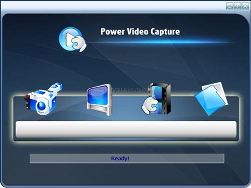 Pantallazo Power Video Capture
