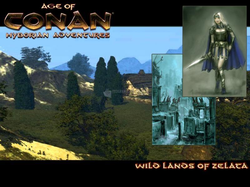 Pantallazo Age of Conan: Wild Lands of Zelata