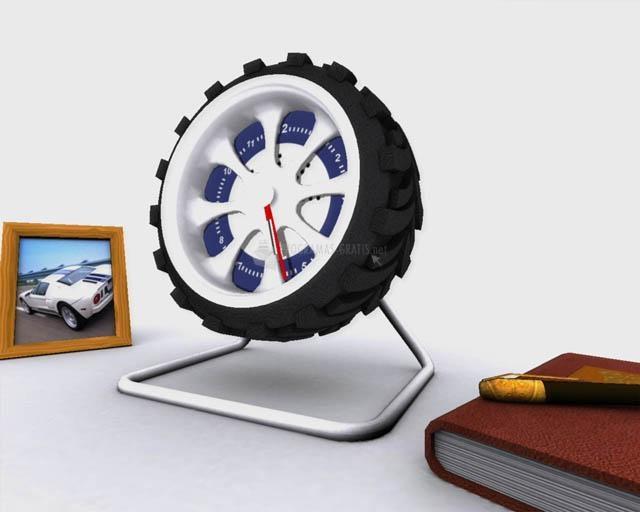 Pantallazo Office Clock 3D Screensaver
