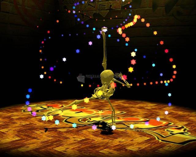 Pantallazo Free B-boy 3D Screensaver
