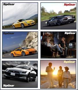Pantallazo Top Gear Screensaver