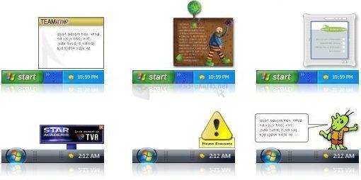 Pantallazo Desktop Alert