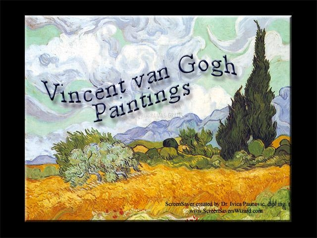 Pantallazo Vincent van Gogh Paintings