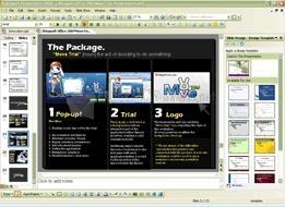 Captura Kingsoft Office