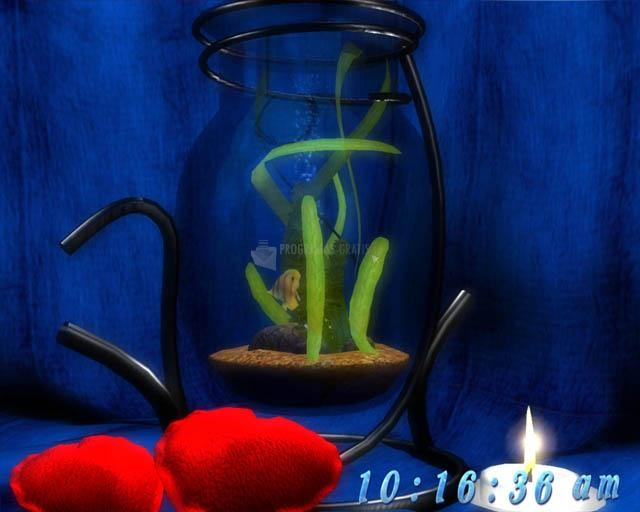 Pantallazo Dream Aquarium 3D Screensaver