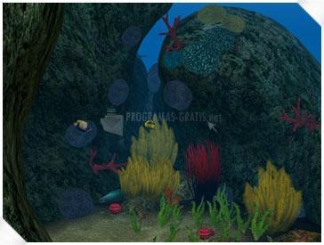Pantallazo Under The Sea Screensaver
