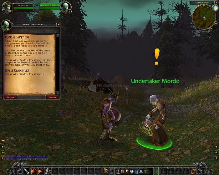 Fotografía World Of Warcraft
