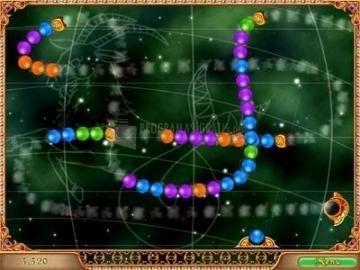 Pantallazo Hoyle Enchanted Puzzles