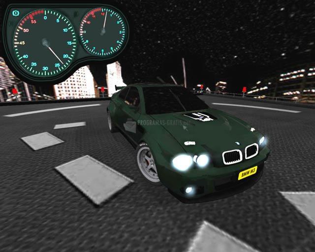 Pantallazo 3D Sports Car Screensaver