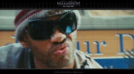 Pantallazo Hancock Screensaver