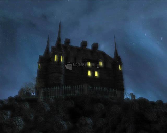 Pantallazo Free 3D Castle Screensaver