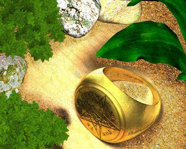 Pantallazo The Ring of Solomon Screensaver
