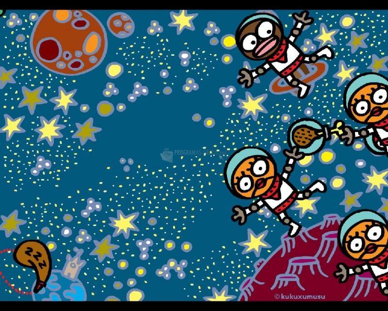 Pantallazo Kukuxumusu Kosmos