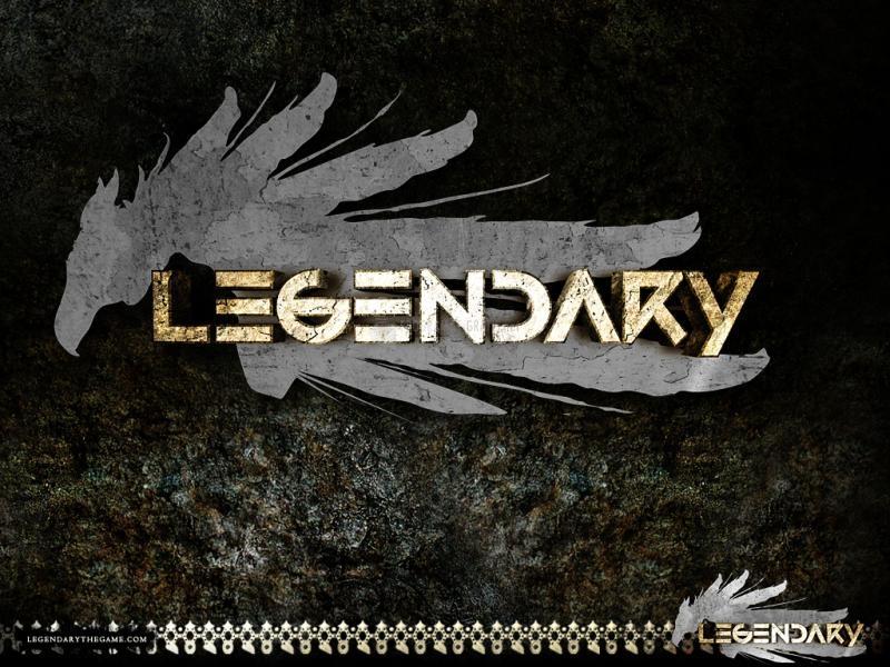 Pantallazo Legendary Logo