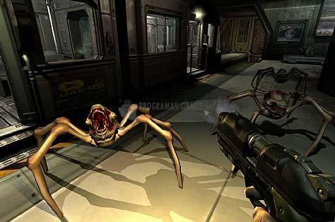 Pantallazo Doom 3