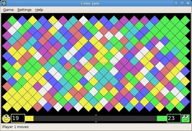 Pantallazo Color Jam