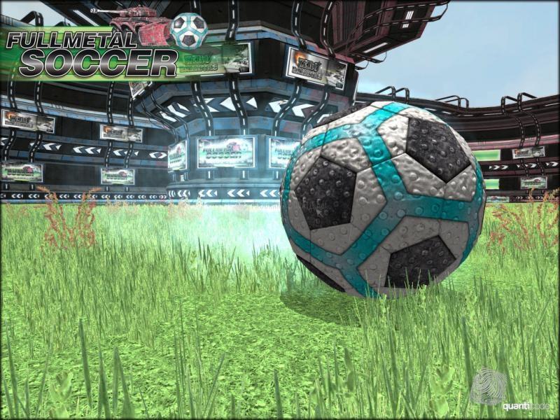 Pantallazo Full Metal Soccer