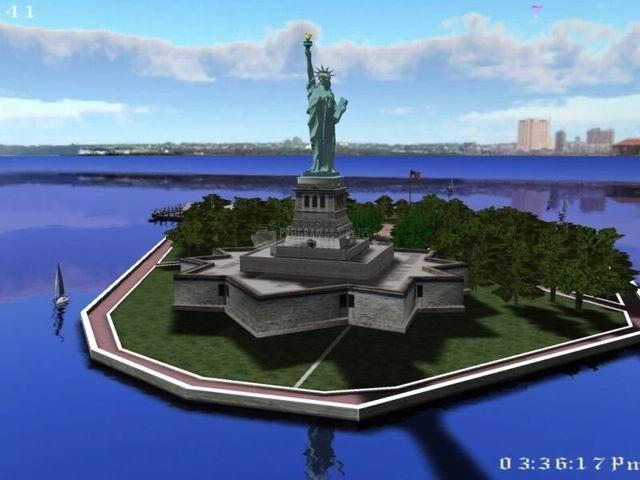 Pantallazo Statue of Liberty 3D Deluxe