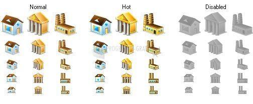 Pantallazo Perfect City Icons