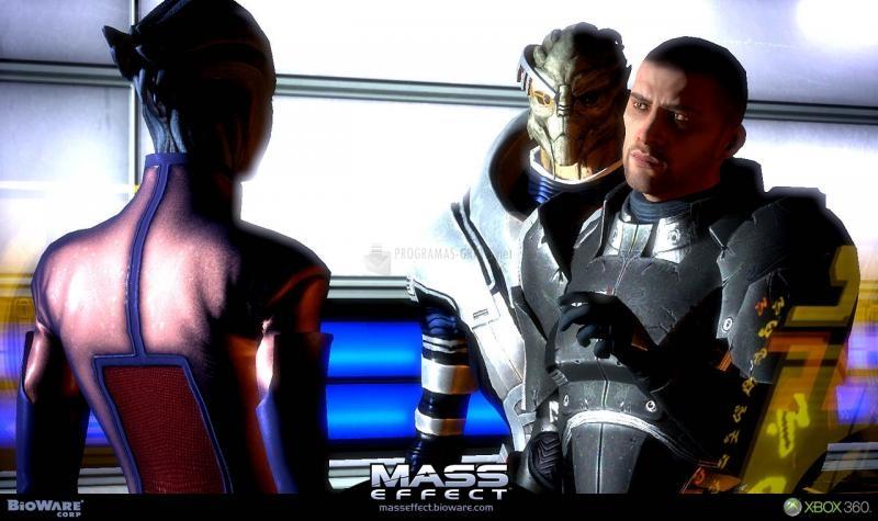 Pantallazo Fan Site Kit Mass Effect